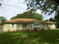 Amazing brick ranch home on beautiful 1 acre lot in