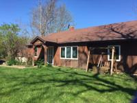 4 bed,2.5bath ranch home sits on fenced in beautiful