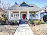 Recently Renovated Craftsman on best street in Inman