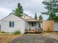 Recently remodeled 1949 Centralia Ranch Style home on a