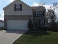 Welcome Home to this 4 bedrooms, 2 full 2 half baths,