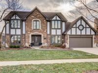 Gorgeous Stonehedge tudor with so many features!