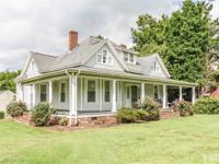 Wonderful house in Mebane Historic District! Very close