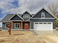 Beautiful new Model home, West Coast Homes/Faber