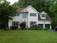 Come see this amazing Colonial with 9' ceilings and