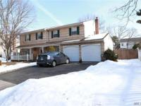 4 Br 2.5 Bath Colonial On Quiet Block. Come See This