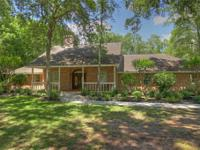 Hard to find property on 2.44 acres in northline oaks!