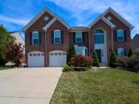 This 2 story home has a highly functional floor plan &