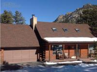 UPDATED Log Home with that special front porch, 4 bdrm,