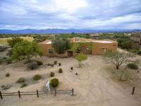 This Southwest, territorial retreat offers breathtaking