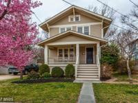 Beautifully renovated through-out, this craftsman home
