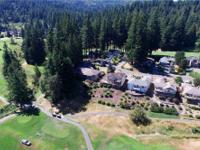 Sprawling custom home built on a double lot adjacent to