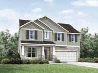 The new Drees Chester plan features a first floor