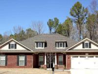 Awesome all brick Ranch 2831 Plan with 3-car garage