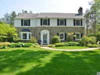 Picture Perfect Colonial Set On Over 1/3 Acre.