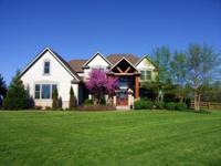 Stunning, elegant & quality. This custom home (that