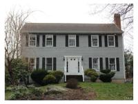 Recently renovated 4 bedroom, 2.5 bath colonial located