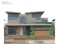 Butterfly roof line, fluid design & great curb appeal