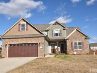 Spacious 4 Bedroom home with 1st Floor Master Suite