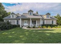 Come see this beautiful ranch on over 4 acres in a