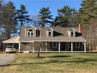 Beautiful horse property! This amazing 4 bedroom, turn