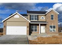 BRAND NEW Inventory Home in one of Wentzville's newest