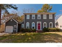 Classic 4br/2.5ba Colonial Home only minutes from RTP