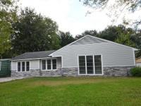 4 bedroom, 2 bath remodeled home w/recent paint, tile,
