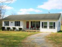 Move-in Ready Country Ranch Situated on a Flat Acre