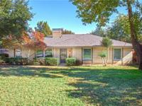 Fabulous potential in this 1-story 4 BR, 2 BA home