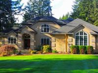Stunning One Acre Estate at the end of the road!