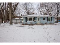 Nicely updated home in a great location with almost a