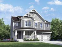 The Drees Wembley offers a large welcoming front porch,