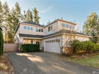 Beautiful home on popular Curtis Drive in Snoqualmie