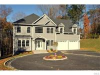 This brand new Anthony Ridge Colonial home features 4
