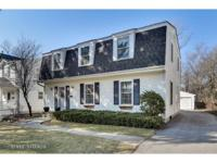 Welcome Home! This 4 Bedroom, 2.5 Bath Colonial