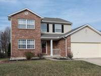 Immaculate 4 bdrm 2-1/2 bath home in Deerfield Twp.