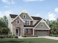 The Drees Ashton floor plan features 2, 516sf of