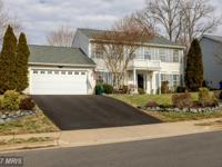 Updates abound in this spacious colonial close to