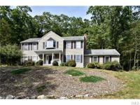 Stately Center hall colonial on terrific well known Cul