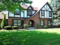 Impeccably maintained stonehedge home set on