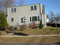 4 br cape cod with 2 ba; eat -in kitchen; full basement