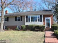 Waynewood ! 4 br, 2 1/2 ba renovated home with a new