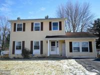 Rare 4 bedroom/2.5 bath colonial in perfect location