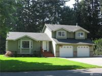Beautiful Four Bedroom Home On Spacious Lot! This 2,814