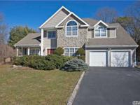 Simply Beautiful Ch Colonial With 4 Br, 2 1/2 Baths,