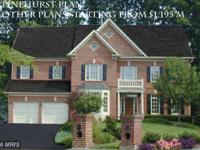 A custom Built home with a base price, with most models