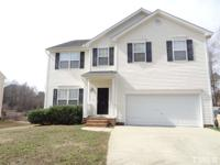 Check out this 4 bedroom, two story home just a few