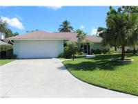 Crescent Lake Estates is a great North Naples location.