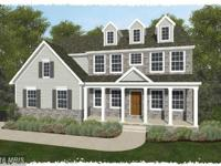 This to-be-built Parker plan is spacious 4 bedroom